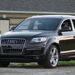 Установка ГБО на Audi Q7 3.6 FSI