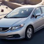 Установка ГБО на Honda Civic 4D — 2015