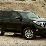 Установка ГБО на Toyota Land Cruiser Prado — 2013
