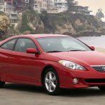 Установка гбо на Toyota Solara 2.4