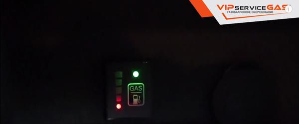 Установка гбо на Toyota Solara