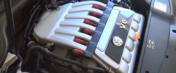 газ на Volkswagen Eos 3.2